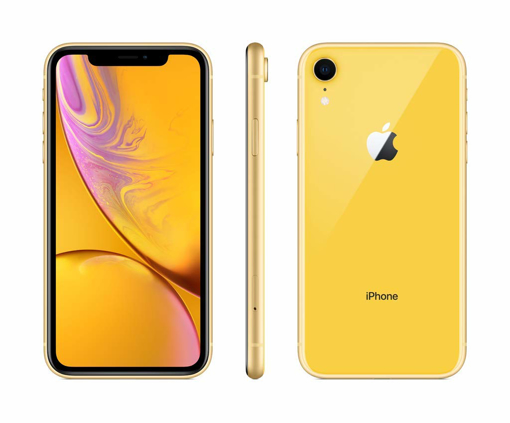 I Phone XR 128 GB Yellow Apple