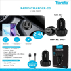 Toreto Rapid Charger 23 TOR 423